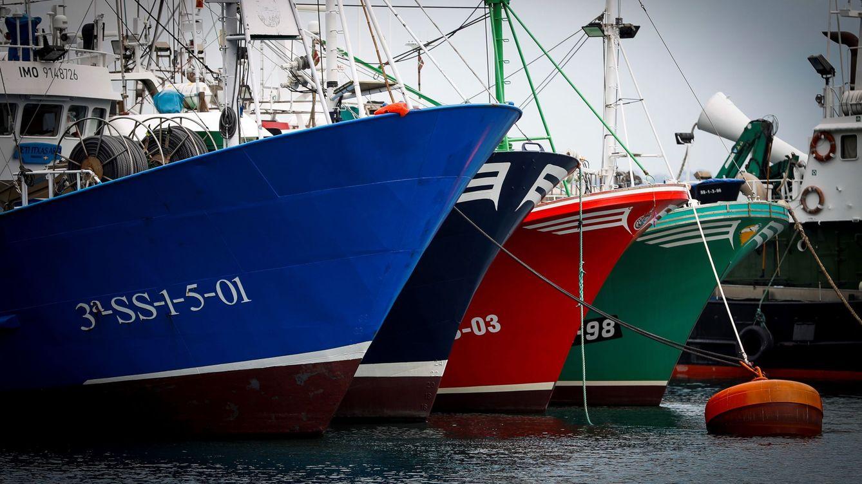 Investigan el hallazgo de restos humanos en la red de un pesquero en Gipuzkoa