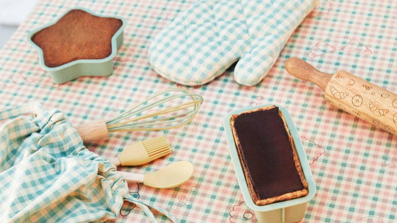 Productos de repostería de Zara Home. (Cortesía)