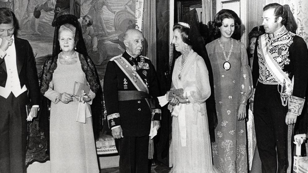 La corrupción compulsiva del clan Franco