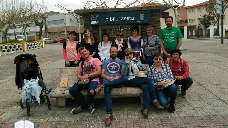 Los miembros de la asociación Centro Social Aldea, de Ciudad Rodrigo. (Centro Social Aldea)