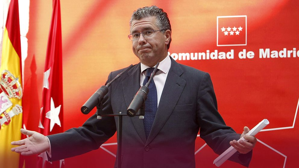 Las navidades de Tomás Gómez y Granados en Púnica: TV de 7.000€, gemelos, relojes...