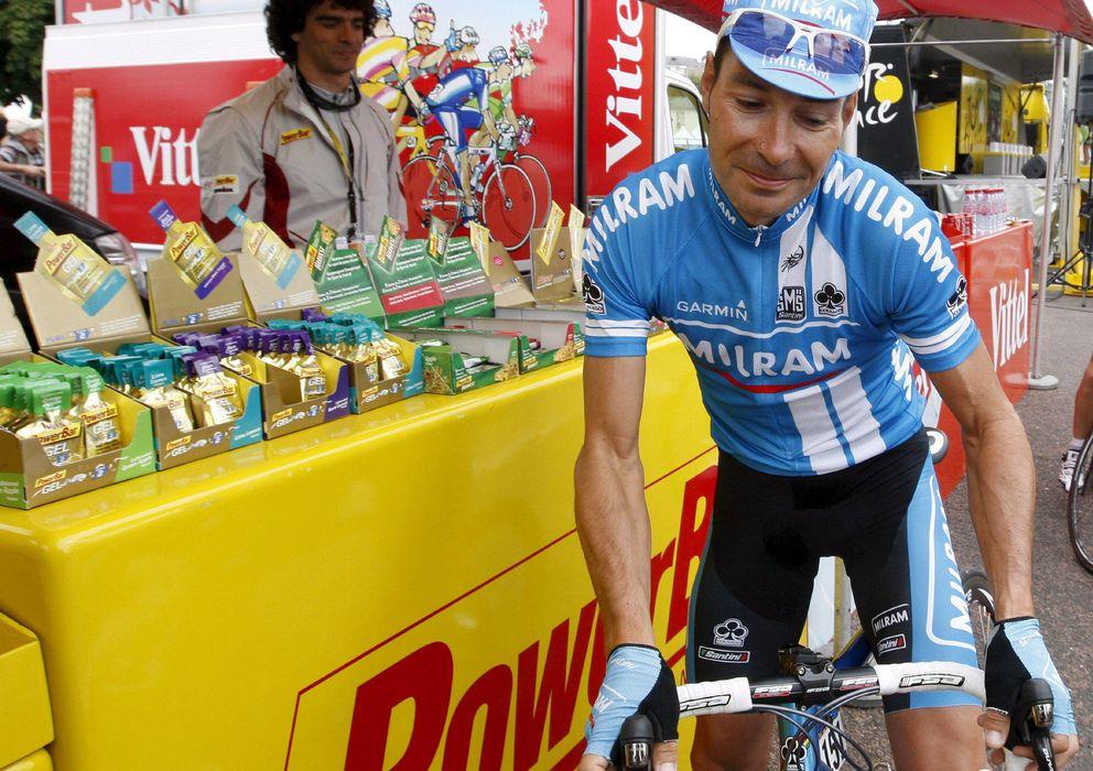 Foto: El ciclista alemán Erik Zabel confesó haberse dopado de 1996 a 2003.