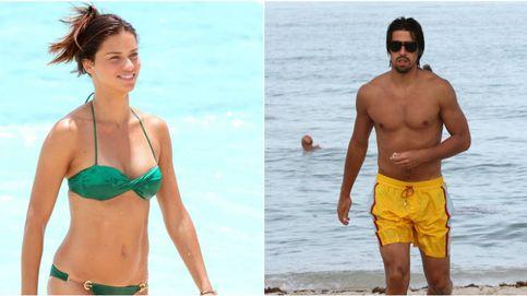 Adriana Lima y Sami Khedira, posible pareja sorpresa del verano