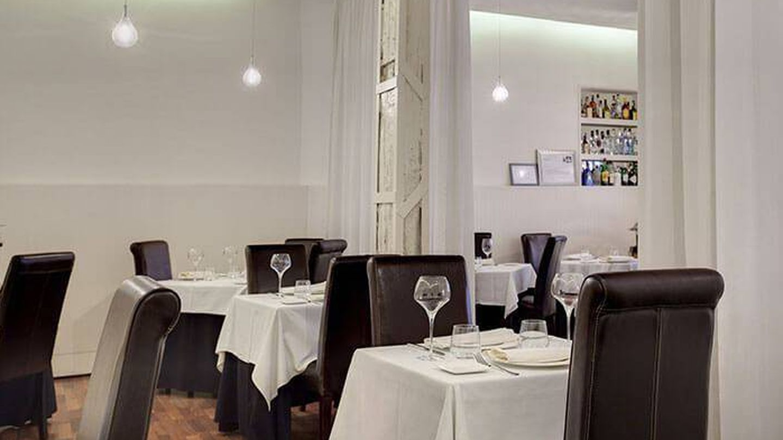 Restaurante Bolívar.