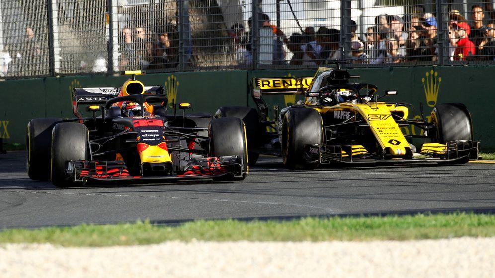 Foto: La guerra entre Verstappen y Renault no tiene fin. (REUTERS)