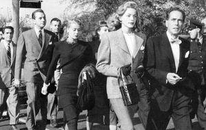 El mito del comunismo de Bacall y Bogart