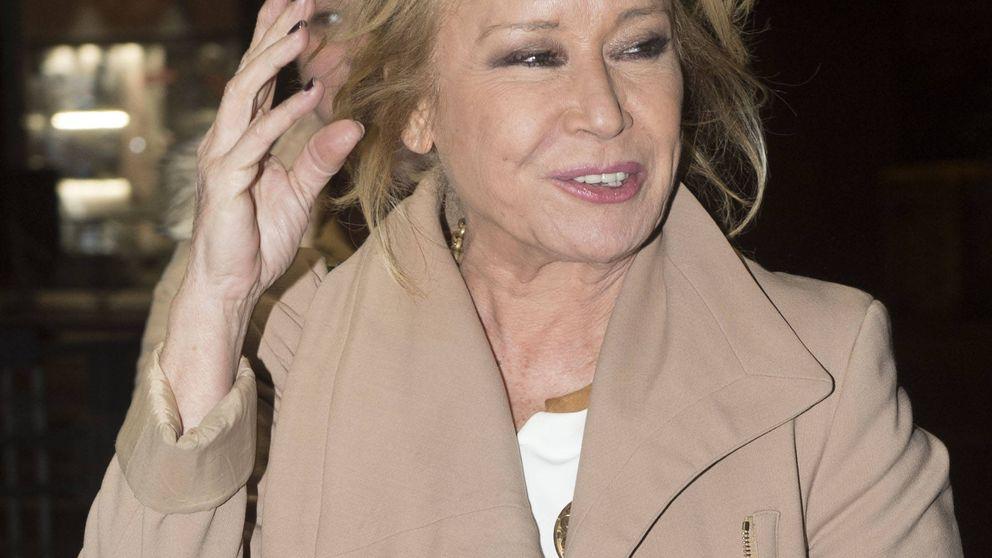 Mila muestra su nuevo rostro y culpa a Bigote del ictus de Teresa Campos