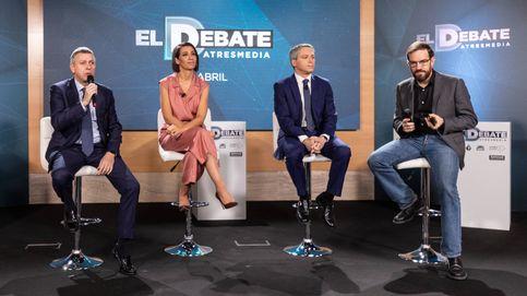 Atresmedia contraataca y reta a Sánchez: mantiene su debate a cuatro para el 23-A
