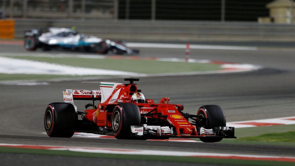 Foto: Las mejores imágenes del GP de Baréin de Fórmula 1