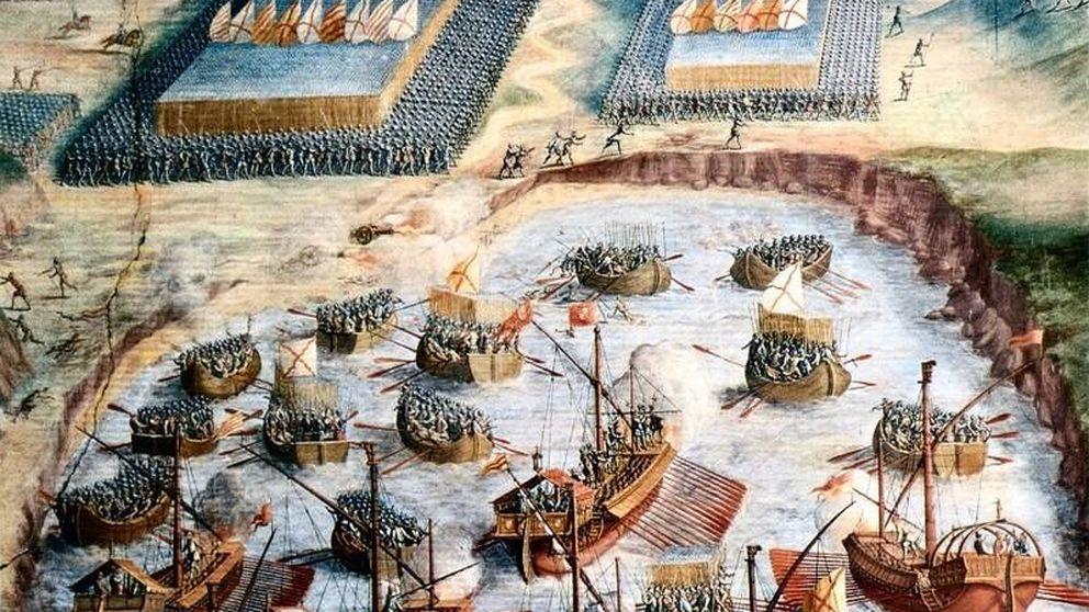 San Mateo: el galeón español que luchó en solitario contra los franceses