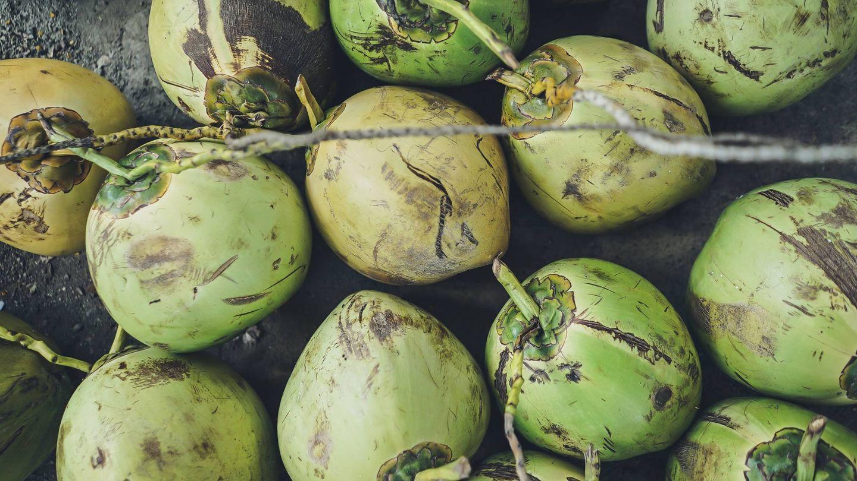 El aceite MCT o ácido caprílico proviene del aceite de coco. (Imaxtree)