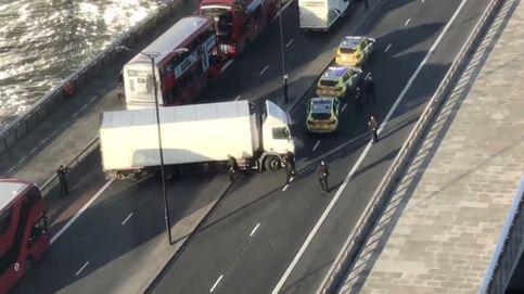 Dos muertos en el ataque con cuchillo en el Puente de Londres