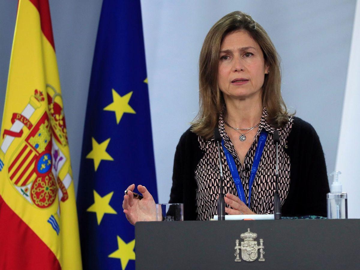 Foto: La directora de la Agencia Española del Medicamento, María Jesús Lamas. (EFE)