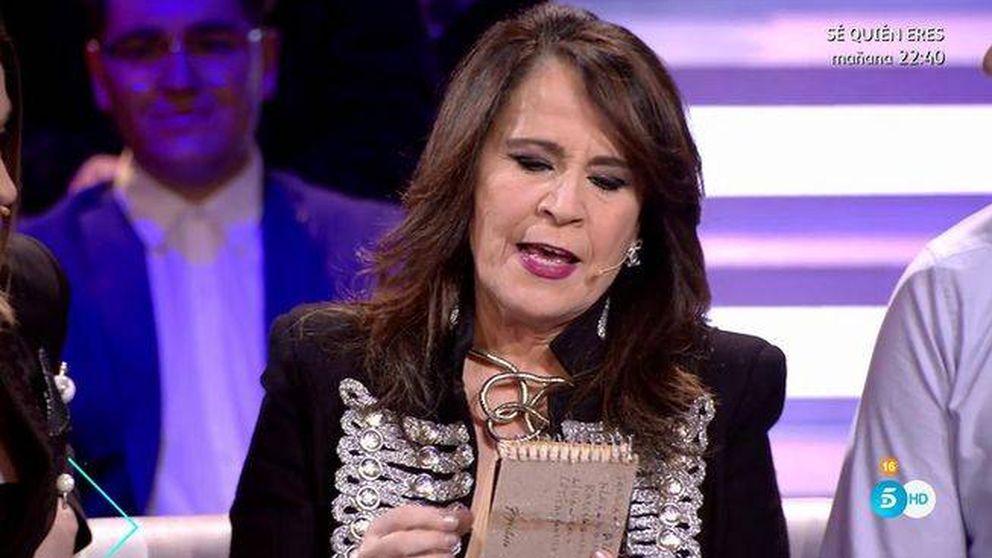 La madre de Aida Nízar, tentada para  concursar en 'Supervivientes 2017'