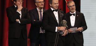 Post de 'Campeones' se lleva el Goya a mejor película 2019