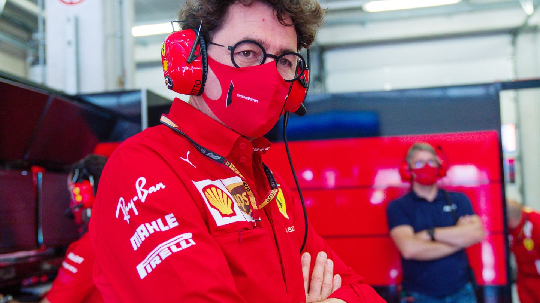 Elkan ha confirmado su confianza en Mattia Binotto para liderar el proyecto de Ferrari a partir de 2020 (EFE)
