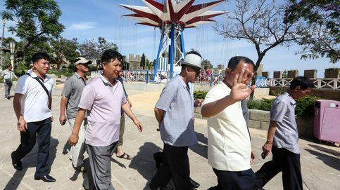 Corea del Norte visita España para copiar Marina d'Or y Terra Mítica