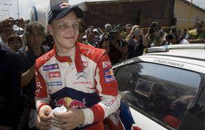 Hirvonen anuncia su retirada tras 13 años en el mundo de los rallys
