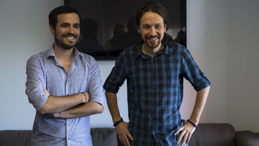 "Iglesias sí quiere a Garzón: Carga con una mochila que no le permite nadar"""