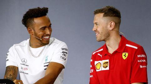 La pulla de Hamilton a Alonso, su debilidad por las tortitas y la cuenta falsa de Vettel