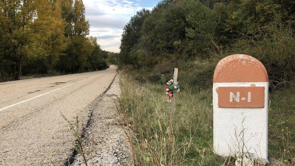 Foto: A su paso por Somosierra, la N-1 es una de las carreteras españolas que cuenta con una historia paranormal. (Iago Peleteiro)