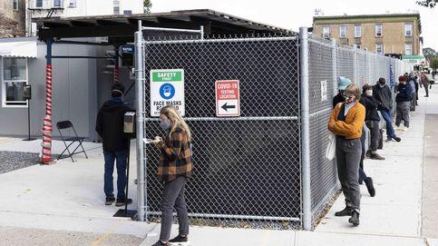 La llegada del frío a EEUU augura un invierno de pesadilla por el coronavirus