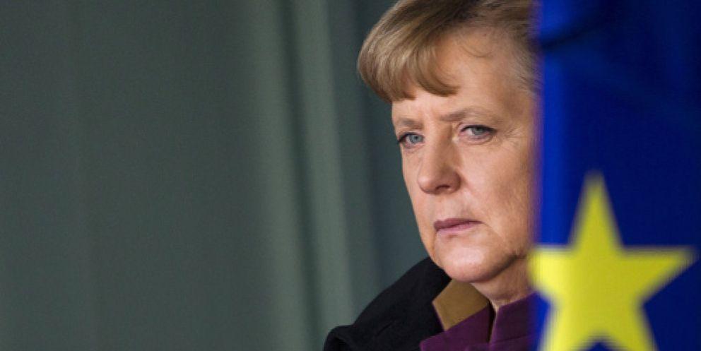 Foto: Merkel maquilla los datos del paro con los 'minijobs' y 'subempleos'