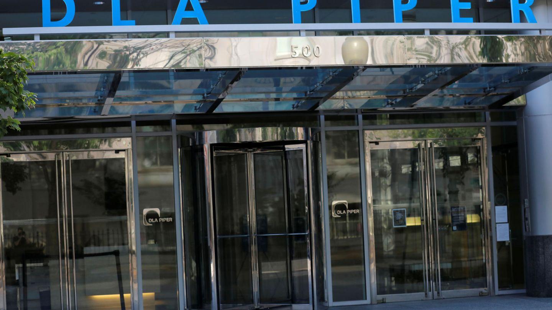 Una sede de DLA Piper en EEUU. (Reuters)