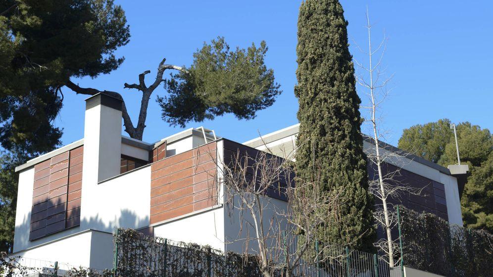 Foto: Vista del palacete de Pedralbes. (Getty)