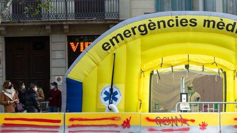 Cataluña se confina 15 días y cierra sus municipios los fines de semana