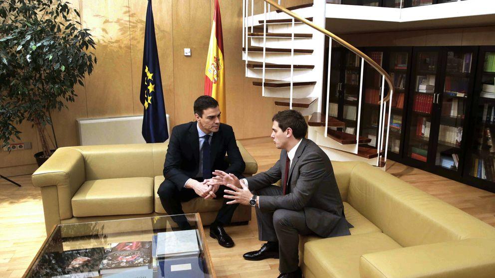 Pedro Sánchez ya tiene su propia salita de la Moncloa en el Congreso