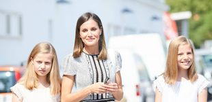 Post de El vuelo 6251 con destino Nueva York de la reina Letizia y sus hijas