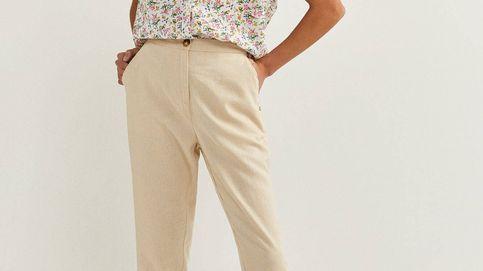 Si vas a usar pantalón en primavera y verano, hazlo bien con el que propone Springfield