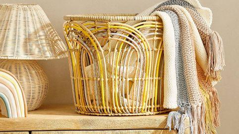 Nuevo aire deco en casa con 7 cestas de Zara Home, Maisons du Monde y Primark Home