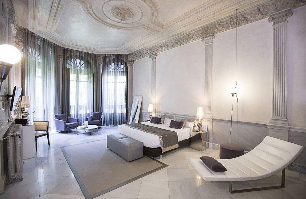 San valent n cinco hoteles rom nticos en espa a para vivir un san valent n de lujo noticias de - Hoteles mas romanticos de espana ...