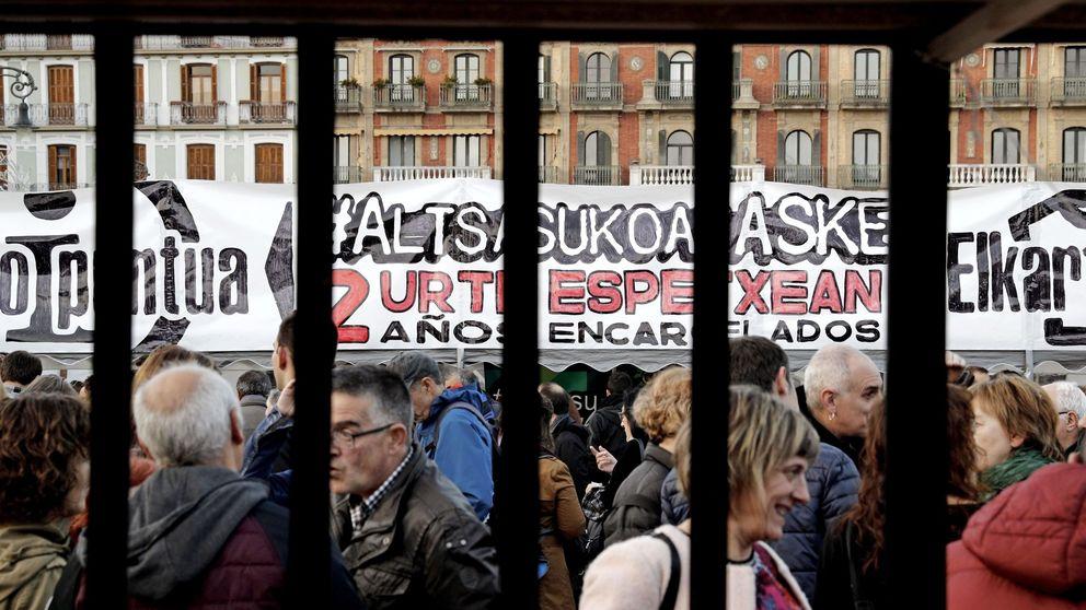 Alsasua celebra su 'Ospa Eguna' tras la autorización de la Audiencia Nacional