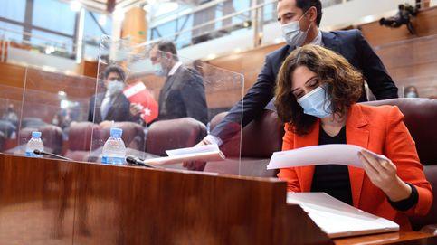 Ayuso desiste de llevar a Illa ante la justicia por el cambio de fases de Madrid