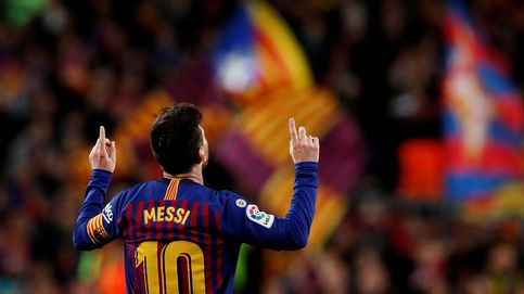 Del adiós de Cruyff al chasco con Maradona: el vacío que deja Messi es inabarcable