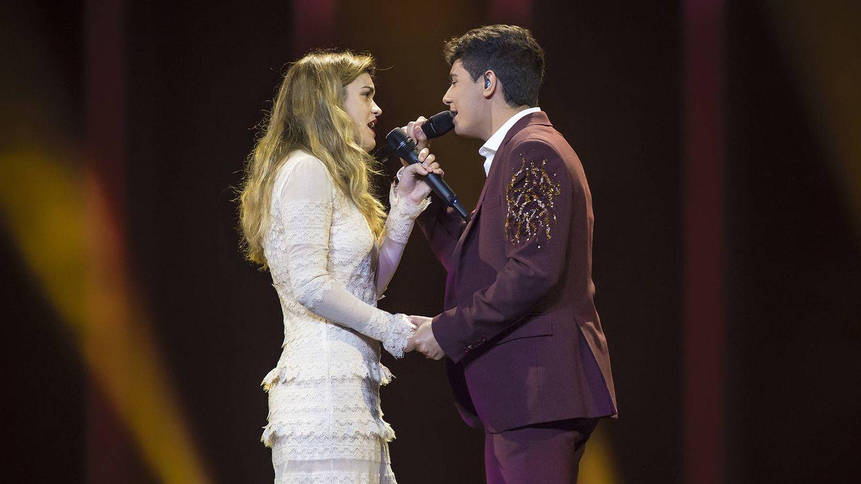 Eurovisión: los 12 vestidos de nuestras cantantes que han hecho historia
