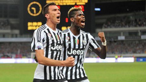La Juventus, o cómo perder a Pirlo, Tévez y Vidal y ser aún el rival a batir