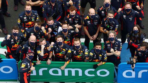 La pifia de Verstappen que los mecánicos de Red Bull convirtieron en un podio milagroso
