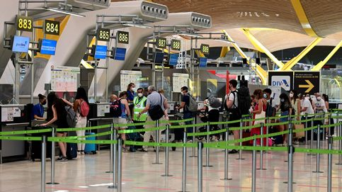 La llegada de turistas a España se hunde en junio un 97,7% y el gasto cae un 98,6%