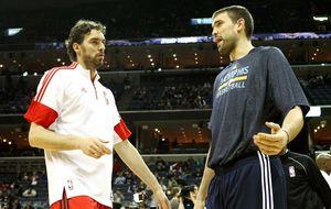 Los hermanos Gasol hacen historia en la NBA: titulares en el 'All Star'