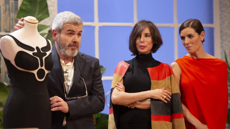 Sybilla, en 'Maestros de la costura'. (TVE)