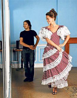 Foto: Pippa y Jesús Olmedo. (Foto: Clara Molden)