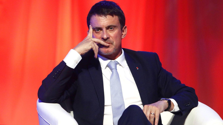 Manuel Valls en una imagen de archivo.(Gtres)