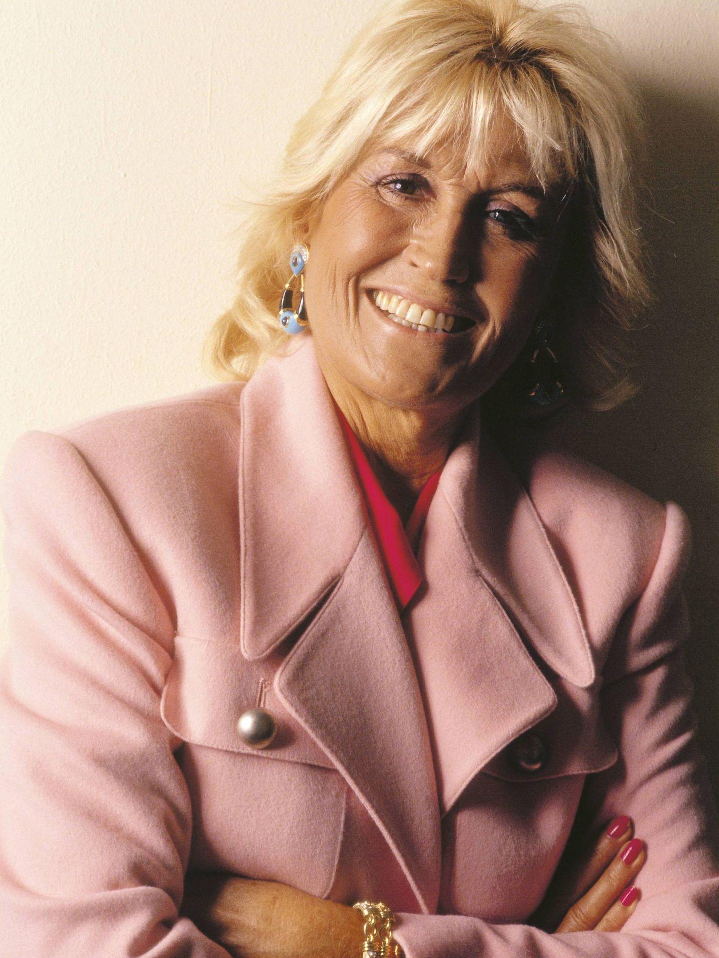Encarna Sánchez, en una imagen de archivo. (Getty)