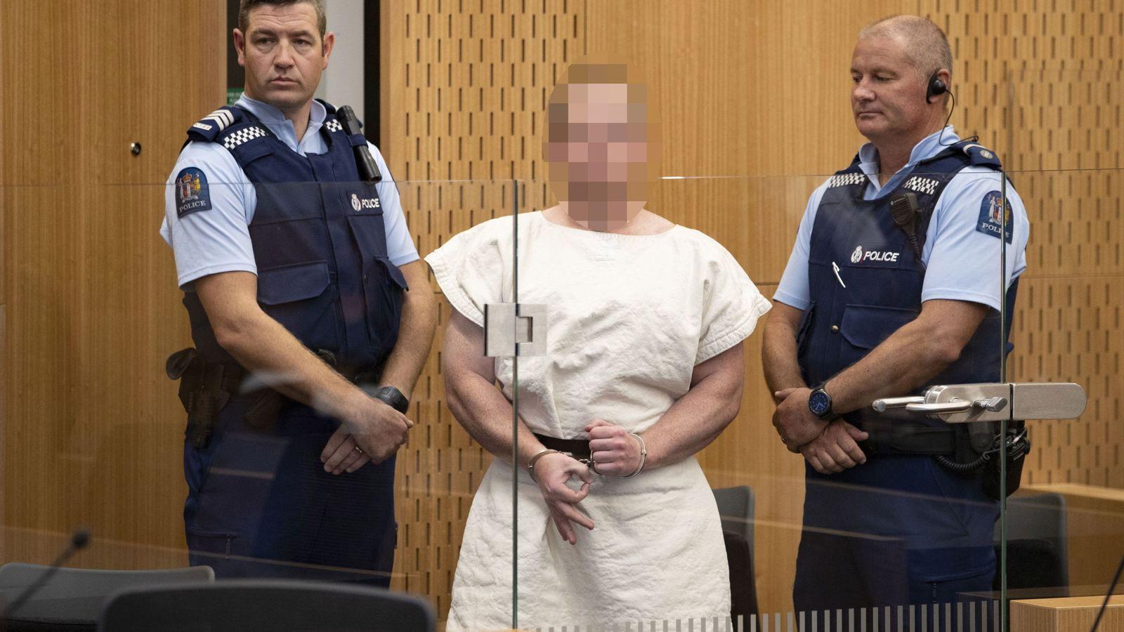 Foto: El autor de la matanza de Christchurch, Brenton Tarrant. (Reuters)