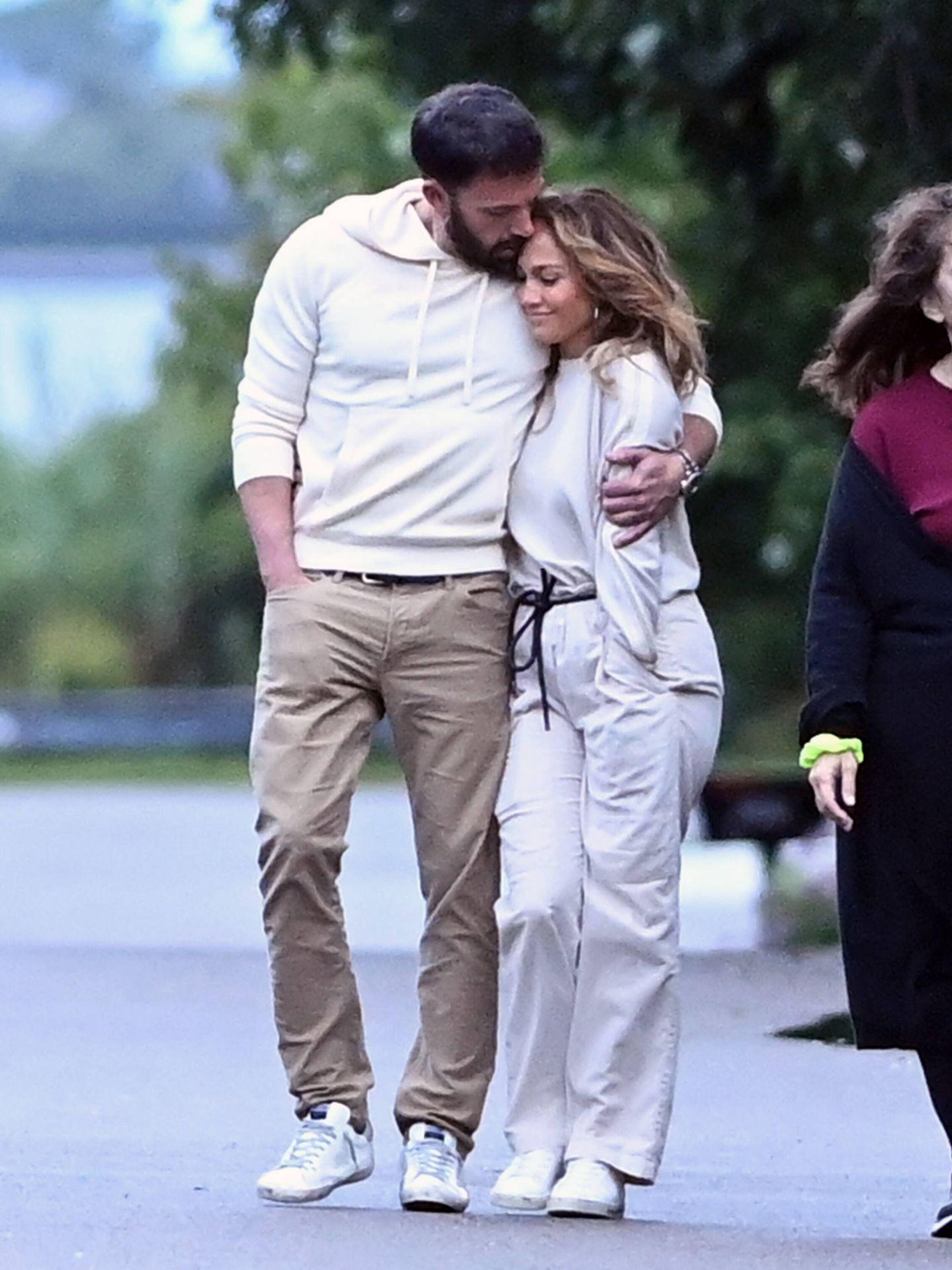 Ben Affleck y Jennifer Lopez no ocultan su relación. (Gtres)