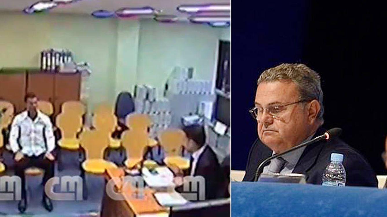 Florentino 'coló' a su mano derecha en la vista judicial de CR7 para controlar daños